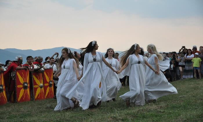 Midsummer Festival in finland