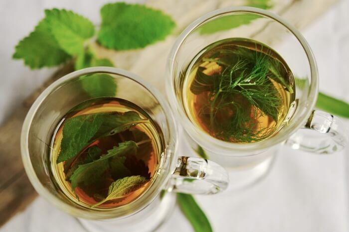 Mint tea-coffee