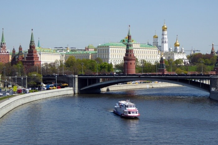 Moscow Luxury River Cruise