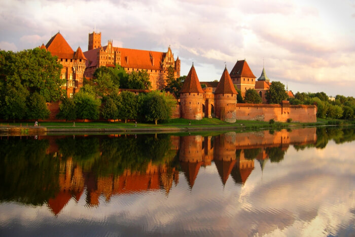 Most attractive sights of Malbork Castle