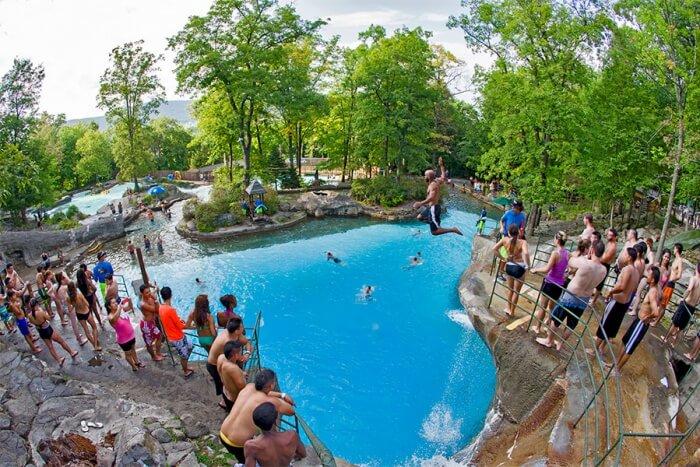 Mountain Creek Waterpark