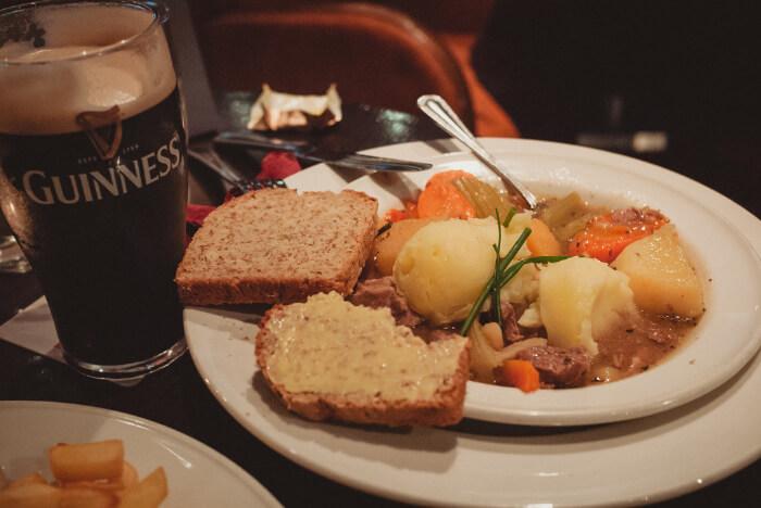 Munch On Traditional Irish Dishes