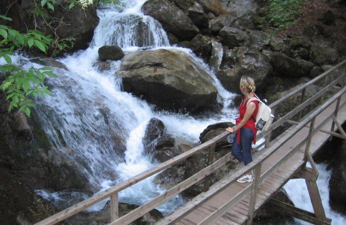 Myra Waterfall