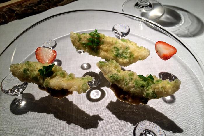 Unique dish