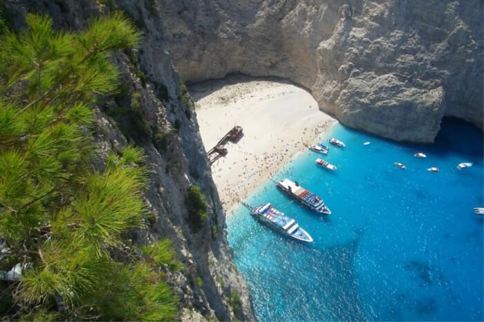 Navagio (shipwreck), Zakynthos