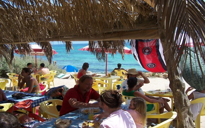 fantastic Beach Restaurant