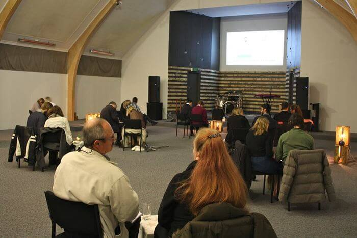 peace in church