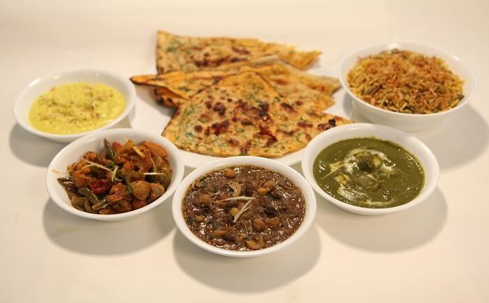Indian Vegetarian Food