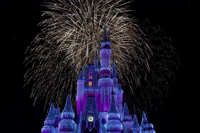 New Year's Eve in Walt Disney Resort