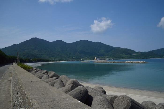 Nishi No Hama Beach