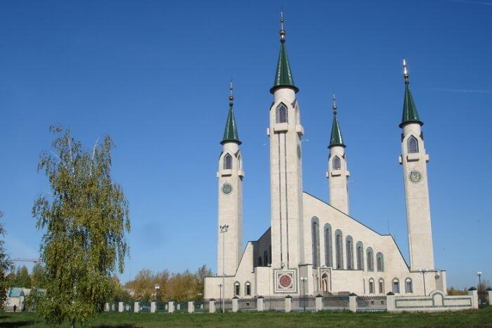 Nizhnekamsk Mosque
