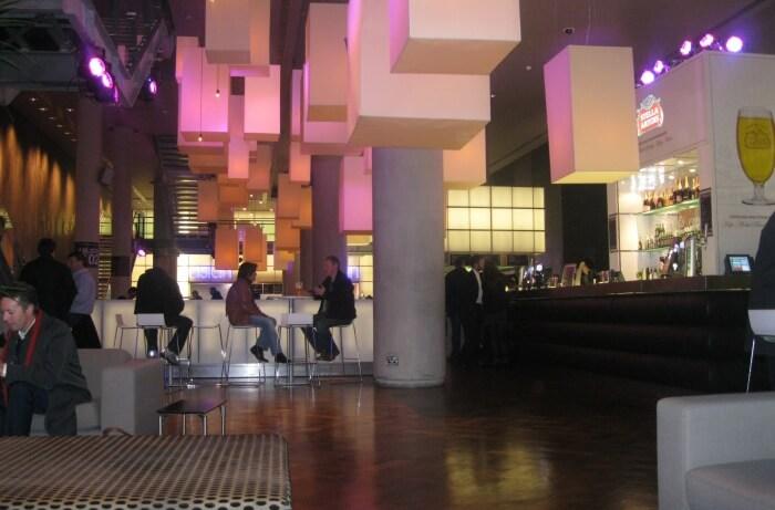 O2 lounge