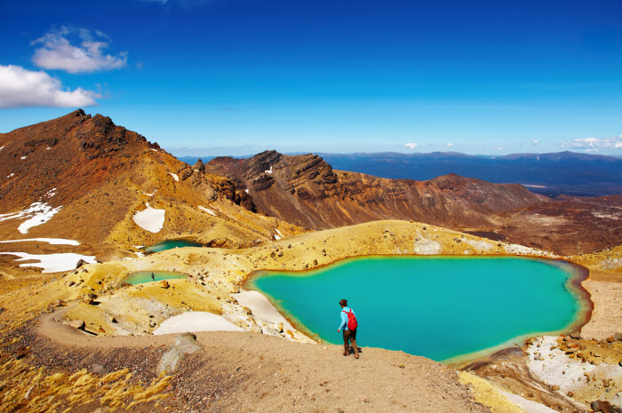 Tongariro National Park cover