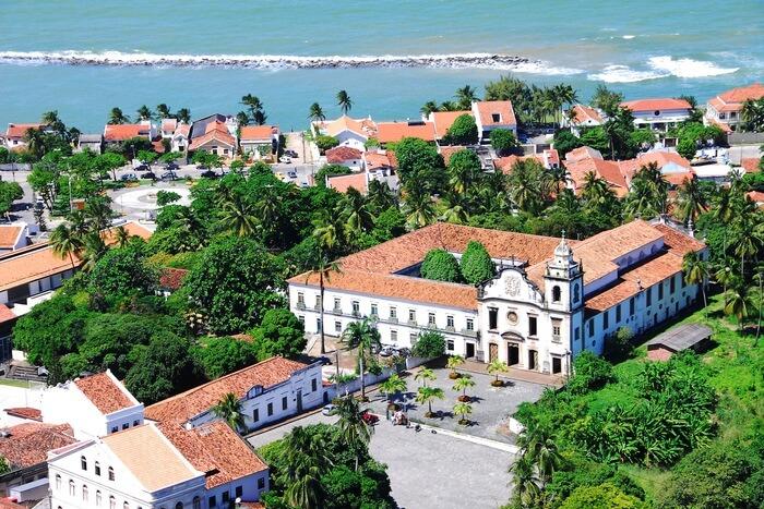 stunning views of Olinda