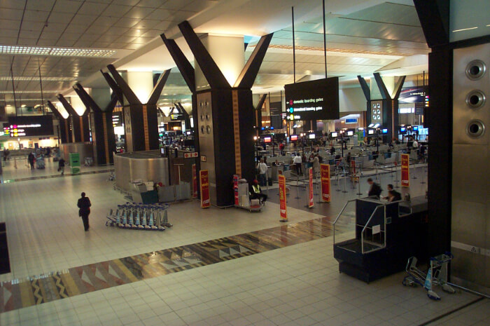 Oliver Tambo International Airport