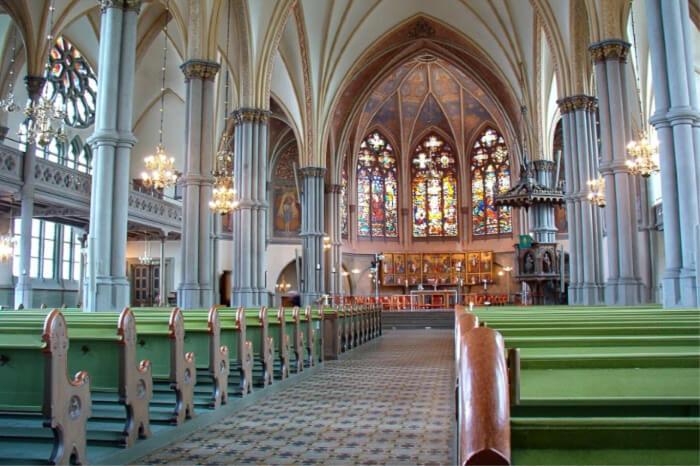 Oscar's Church