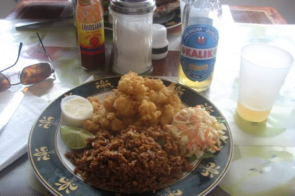 Other Cuisines in Bahamas