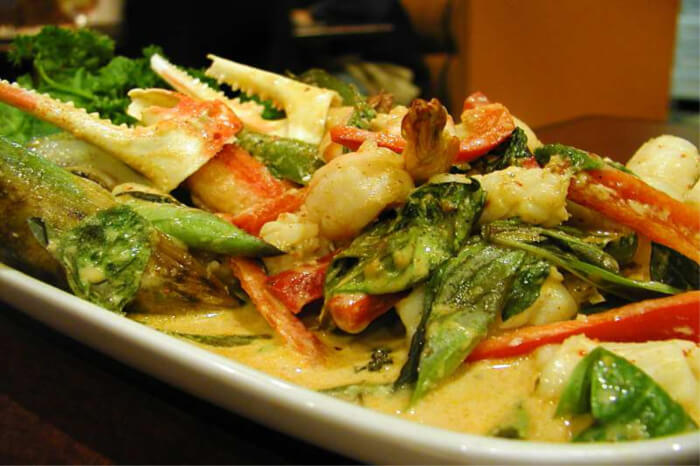 Ousa Thai Food, Quatre Bornes