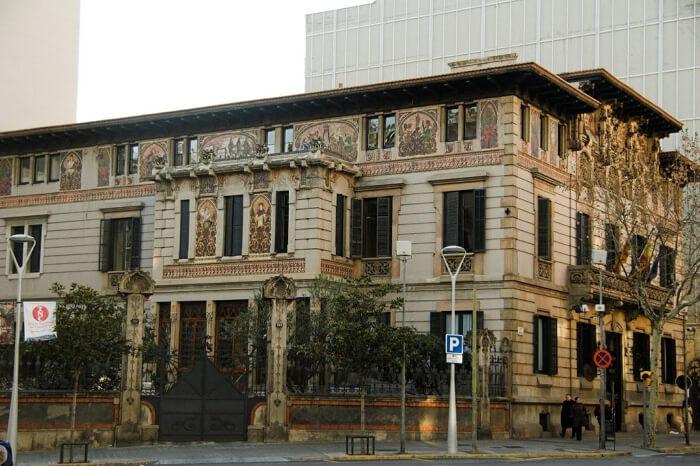Palau Ramón Montaner