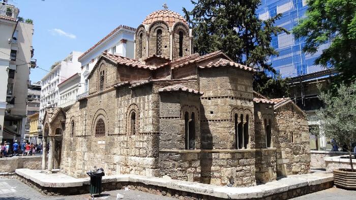 Panaghia Kapnikaria Church