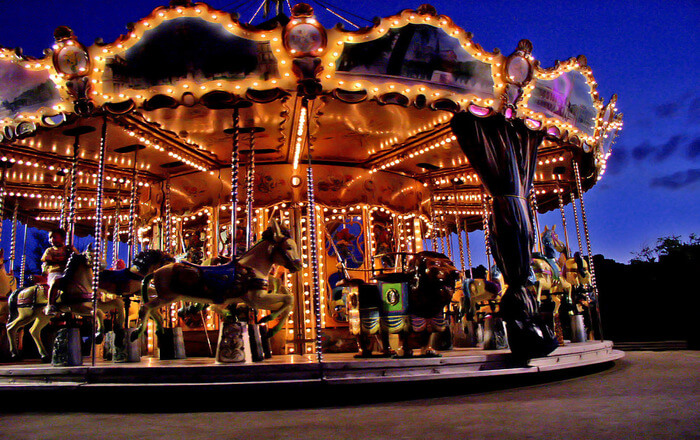 carousels for kids