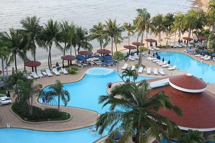 Pattaya Luxury Resorts