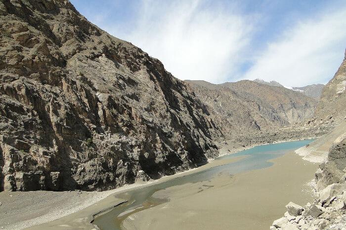 Peninsula West of Sumantash