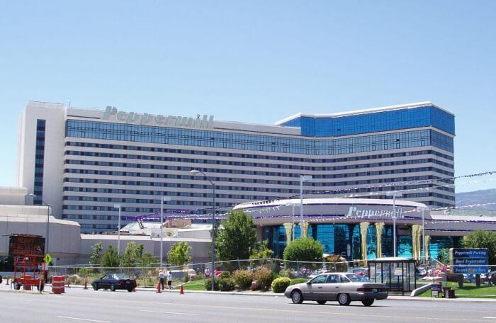 Resort And Casino view