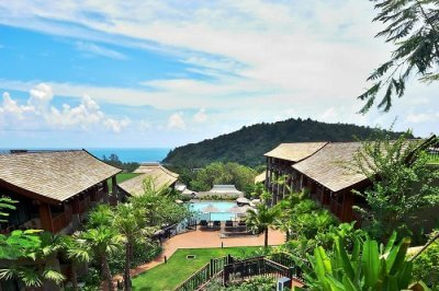 Phuket five star hotels