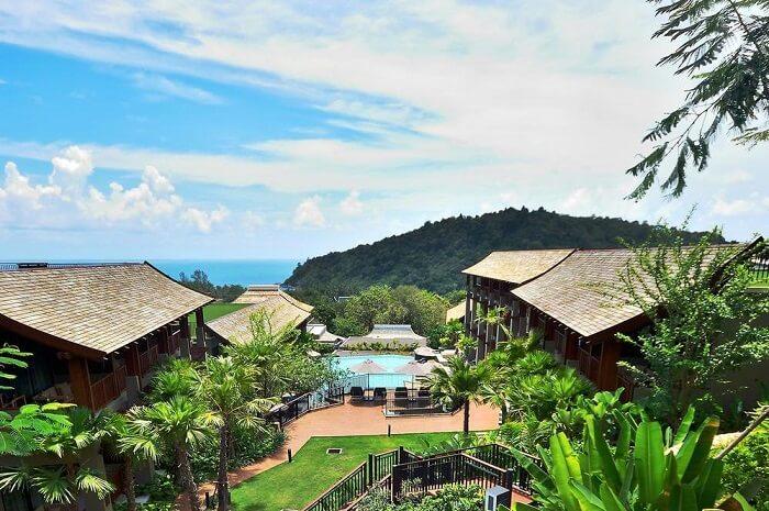 Phuket five star hotels