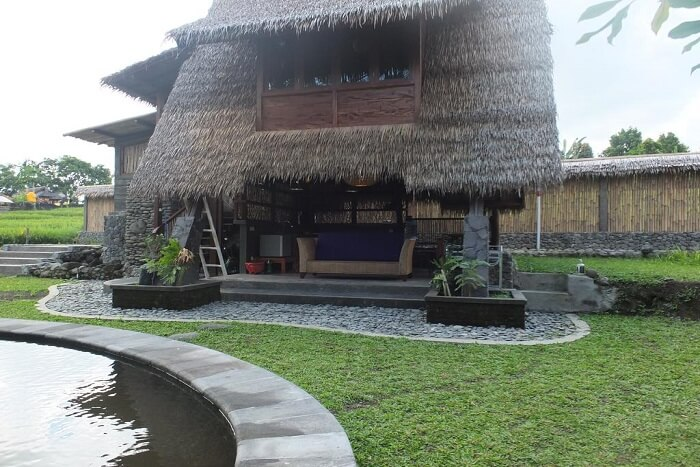 place to stay near gigit waterfall