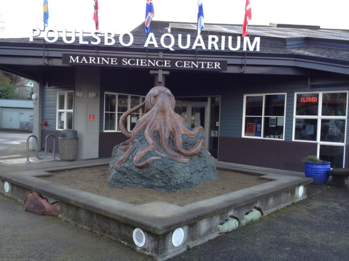 Poulsbo Marine Science Centre