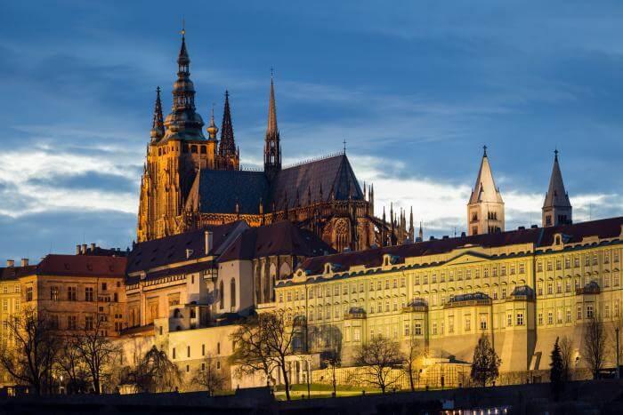 Visiting Prague Castle