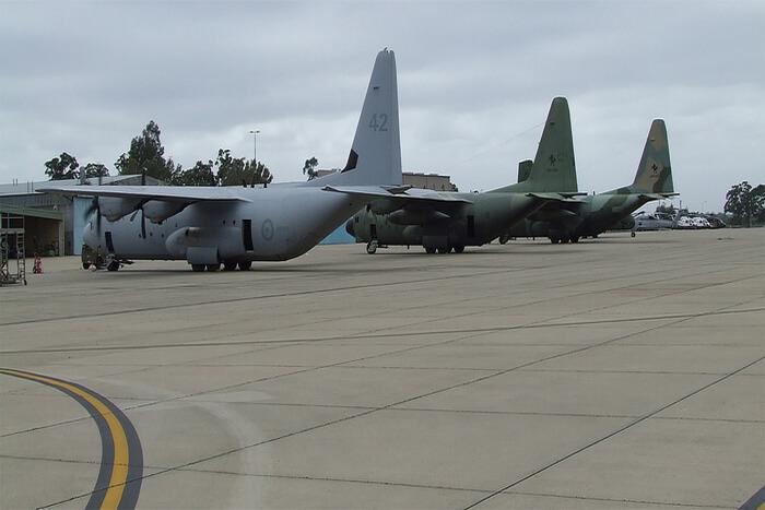 RAAF_Base_Richmond_Airport