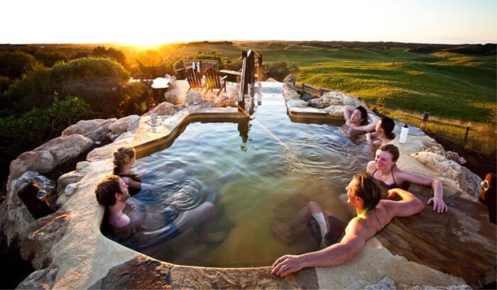 hot springs spa