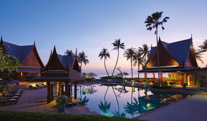 a seaside paradise