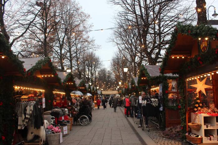 Roros Christmas Market
