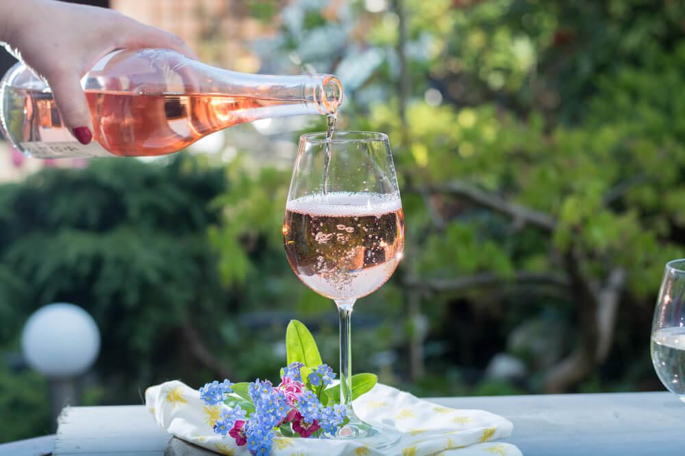 rose wine in canberra