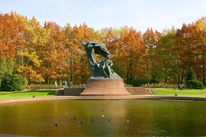 Royal Lazienki Park
