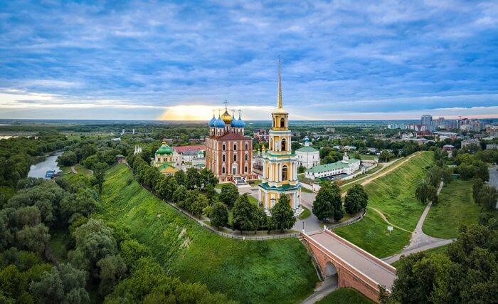 homestay in Ryazansky