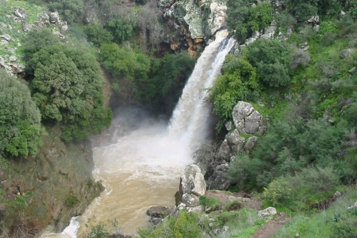 Saar Waterfall