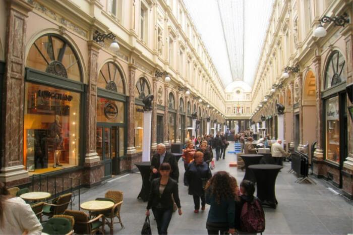 Saint-Hubert Royal Galleries