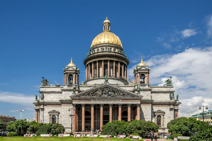 Saint Isaac's Cathedral, St. Petersburg