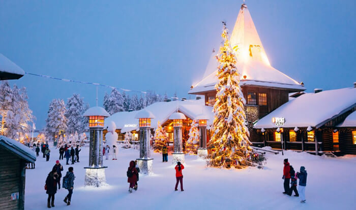 Santa Claus Villages