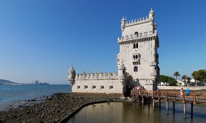 Santa Marta de Portuzelo Castle