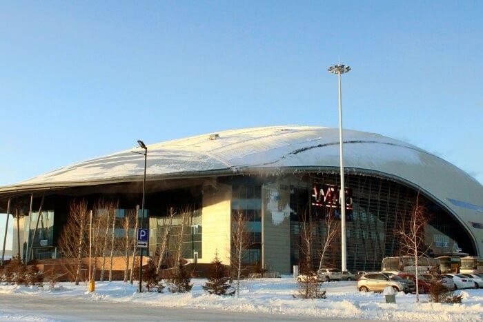 Sary Arka Shopping Mall