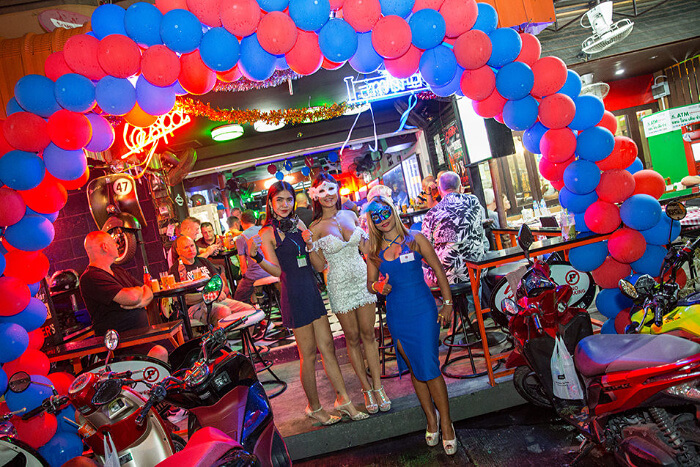 Scooters Bar Soi Buakhao