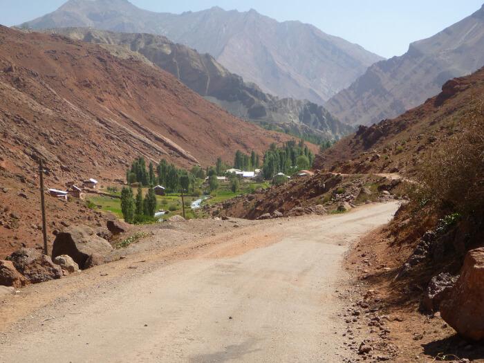 Shakhdara Valley