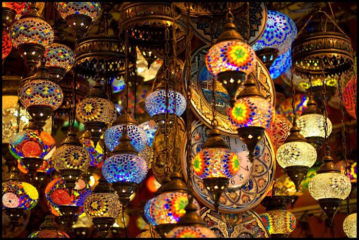 Shop at the Grand Bazaar