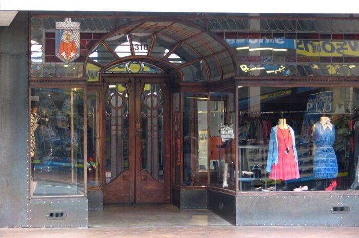 Shopping in Dunedin